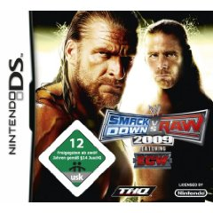 Thumbnail 1 for Smackdown vs. Raw 2009 (E)